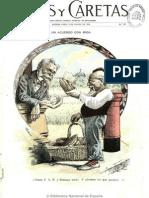 Caras y Caretas (Buenos Aires). 3-3-1900, n.º 74