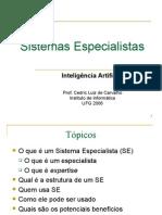 AI Aula11 Sistemas Especialistas