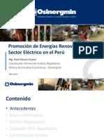 Energias Renovables en El Sector Electrico