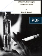 ―a Checklist of Books of William Seward Burroughs