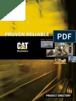 Componentes Electronicos Caterpillar