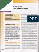 50 Fármacos Anti-helmiínticos