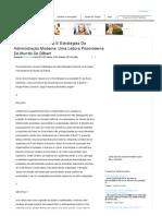 Desconstruindo Temas E Estratégias Da Administração Moderna_ Uma Leitura Pósmoderna Do Mundo de Dilbert - Monografias - Sarasarara