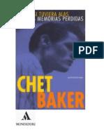 Baker Chet - Como Si Tuviera Alas - Las Memorias Perdidas