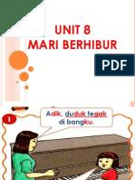 Unit 8 Slide Piano