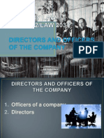 7. Directors Duties
