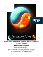 EV 4 - Uso Racional Del Agua y La Energía_ Eficiencia Energética_ Los Minerales y Sus Múltiples Usos