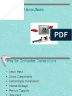 Computer Generations Lecture