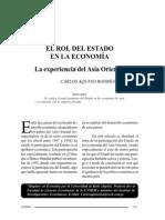 Rol Estado Economia