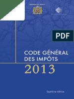 Code Generale Des Impots 2013