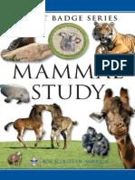 mammal study 2009