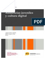 Audiencias juveniles y cultura digital