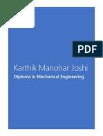 Karthi Resume