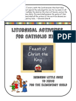 Christ the King - Liturgical Activities - RLS