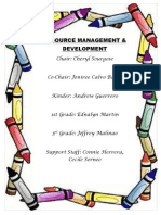 rmd cover page