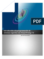 Visual Prolog 7.4 - Luis Tenorio