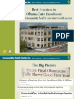 April 29 12:30PM - ObamaCare by Mark Masselli
