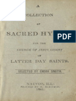 1841 Nauvoo Hymnal