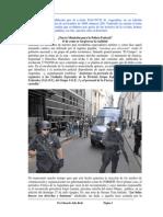 Las Balas de Uso Policial