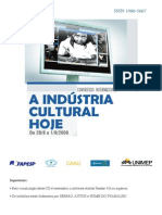 Industria Cultural Hoje 2006