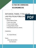 Politicas Publicas Resumn Capitulo Dos