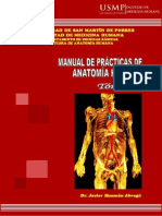 Manual de Practica de Anatomia - Torax Final