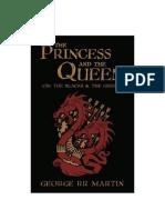 A Princesa e a Rainha - Os Negros e Os Verdes - George R. R. Martin