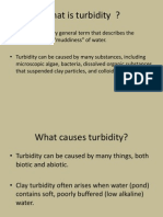Lecture 2 Turbidity