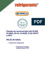 Guia de Reconversion RS-52