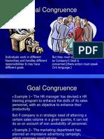 Goal Congruence MCS Form Process