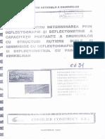Normativ CD 31-Capacitate Portanta