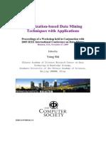 Shi - Optimization-based Data Mining Techniques - 2005