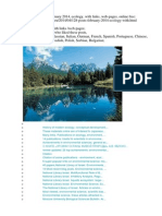 2014, 128 Posts, February 2014, Ecology, With Links  3-page list of posts with links /web-pages; Downloads, citation, who liked these posts, http://ru.scribd.com/doc/220386558/