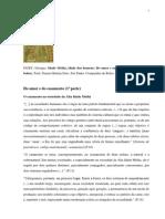 FICHAMENTO - Idade Média, Idade Dos Homens (G.duby)