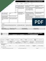 forward planning doc