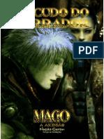 Mago - A Ascensão (3ª Edição) - Escudo Do Narrador (BR)