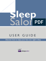Sleep Salon - Userguide