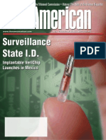 The New American - Surveillance State I.D. (Issue 20 - October 4, 2004)