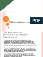 Modelos Conceptuales  2010