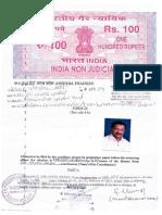 Talasani Srinivas Yadav(TDP) AFFIDAVIT FILED OF SANATHNAGAR CONSTITUENCY