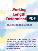 Working Length