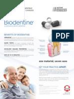 Bio Dentine