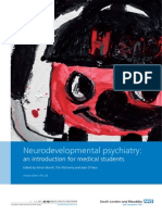 Neurodevelopmental Psychiatry - An Introduction for Medical Students[1]