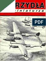 Skzydla w Miniaturze P-38 Lightning