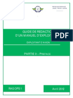 0 Guide de Redaction MANEX Preface