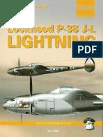 Lockheed P-38 J-L Lightning (No 6109)
