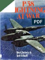 P-38 Lightning at War
