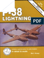 P-38 Lightning in Detail & Scale Vol. 57, Part 1 XP-38 Through P-38H