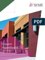 Brosura Aquaboard - Siniat