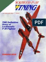 The Lockheed P-38 Lightning, The Definitive Story